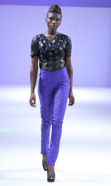 Au feminin fashionzone ghana fashion design week for O couture fashion