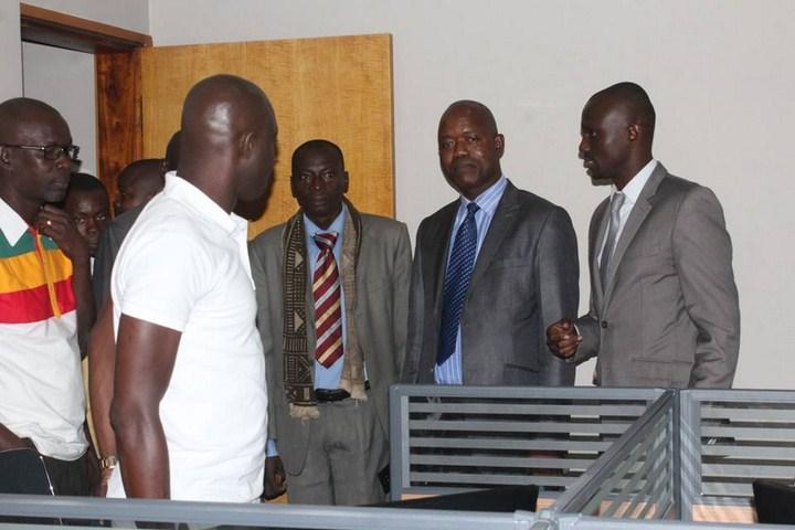 lebabi net mobile mode le directeur de cabinet du ministre de la culture visite les locaux de