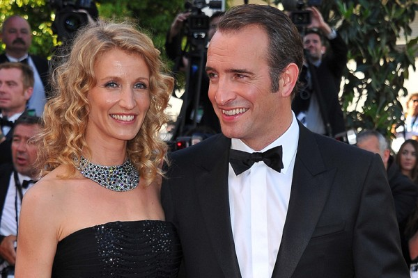 Jean dujardin officialise sa rupture avec alexandra lamy for Dujardin height