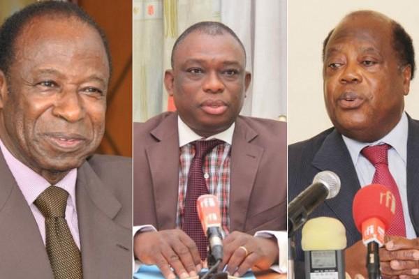 Côte d'Ivoire/PDCI : Comment Amara Essy, KKB et Banny sont devenus candidats