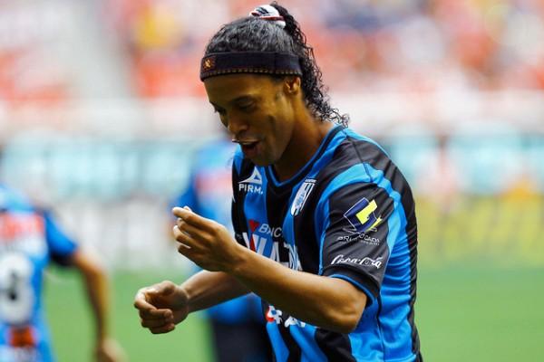 Où est passé Ronaldinho?