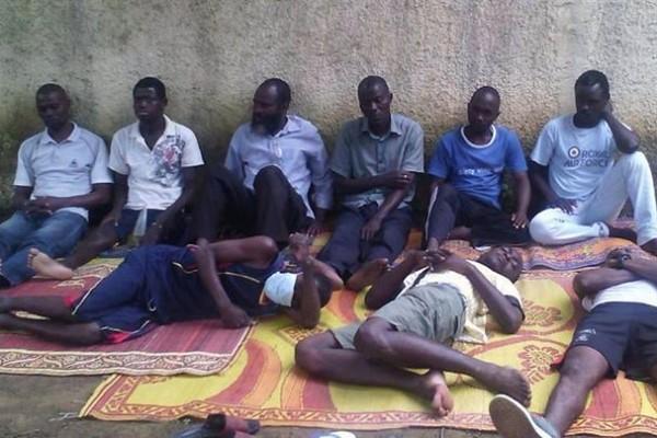 Côte d'Ivoire: 151 détenus, en grève de la faim, hospitalisés à la prison d'Abidjan