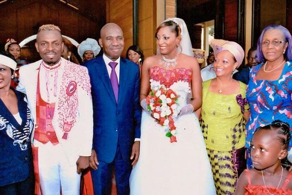 L'artiste ivoirien Oren'tchy s'est marié devant Dieu