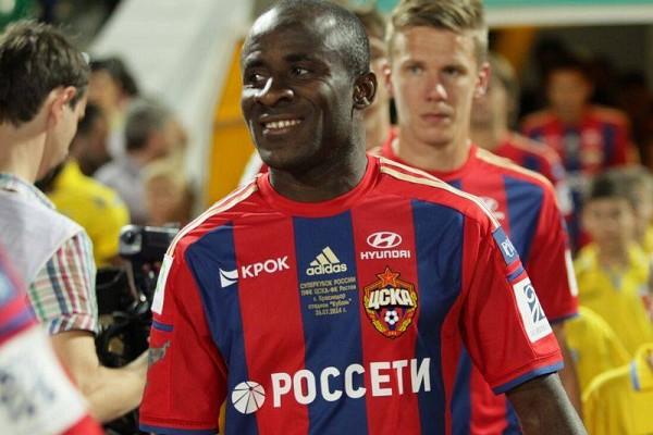 Russie : Doumbia élu joueur de l'année