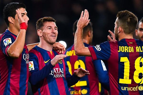 C'est définitif, le Barça interdit de transferts en 2015