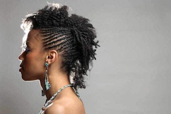 Aufeminin coiffure comment faire une tresse plaqu e abidjan c te d 39 ivoire - Comment faire deux tresse africaine ...