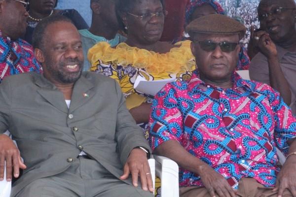 Côte d'Ivoire: nouveau bras de fer au sein du parti de Gbagbo