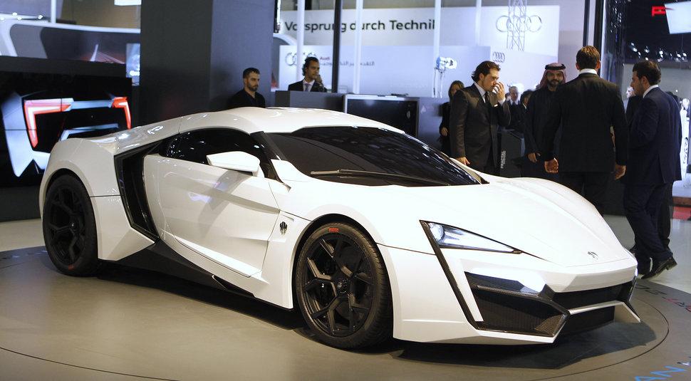 Les voitures de luxe les plus chères