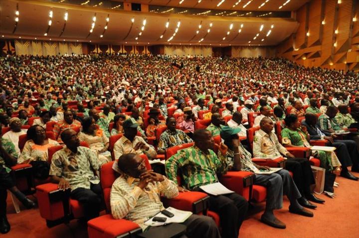 Côte d'Ivoire: le Congrès du PDCI-RDA sous le signe de la guerre ...