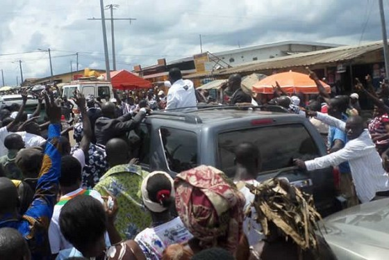 Affi honore les cadres fpi de gagnoa abidjan for Abidjan net cuisine tantie rose