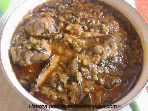 Sauce pinard et gombo frais abidjan c te d for Abidjan net cuisine ivoirienne