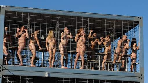 Le nu dans lhistoire de lart Modele Vivant a Quebec