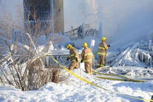 Canada: 3 morts et 30 disparus dans l\'incendie d\'une maison de ...