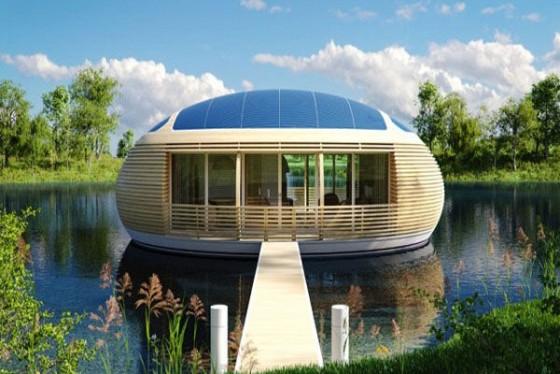 photos l habitat du futur sera cologique et flottant abidjan c te d 39 ivoire. Black Bedroom Furniture Sets. Home Design Ideas