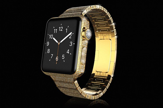Plus luxueuse encore voici spectrum l apple watch selon for Abidjan net cuisine tantie rose