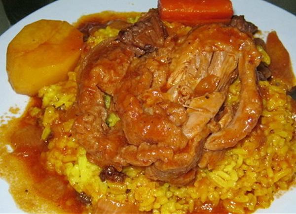 Recette de riz jaune abidjan c te d 39 ivoire for Abidjan net cuisine africaine