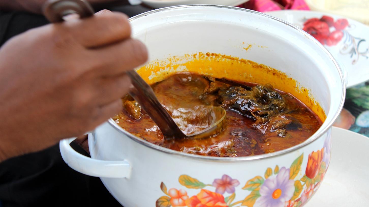 La sauce graine le plat mythique et populaire du peuple for Abidjan net cuisine