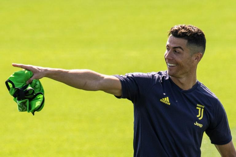 Ligue des champions: Ronaldo, l'indestructible