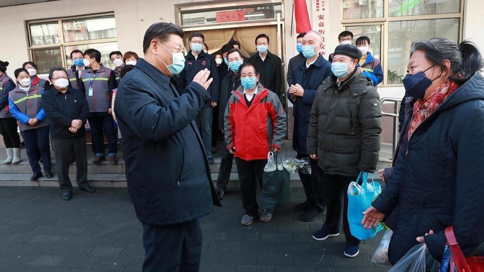 Epidémie de coronavirus: plus de 1000 morts en Chine, Xi Jinping sur le terrain