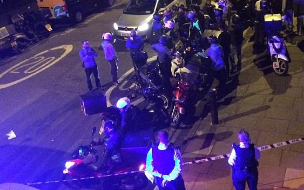 Londres : un adolescent arrêté après une série d'attaques à l'acide