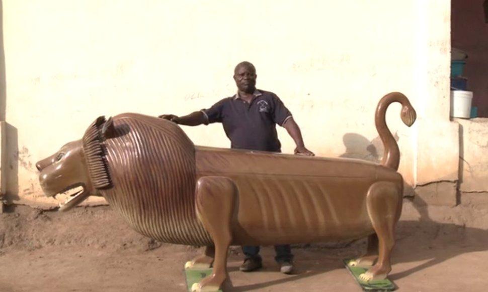 cercueil africain
