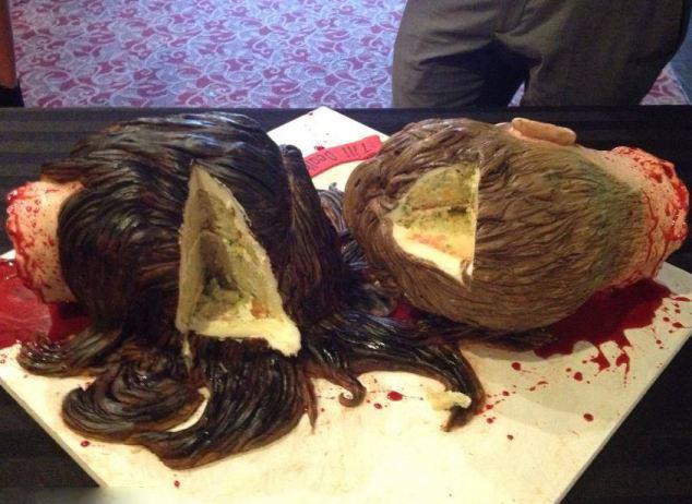 Le Gâteau De Mariage Le Plus Répugnant Du Monde Images
