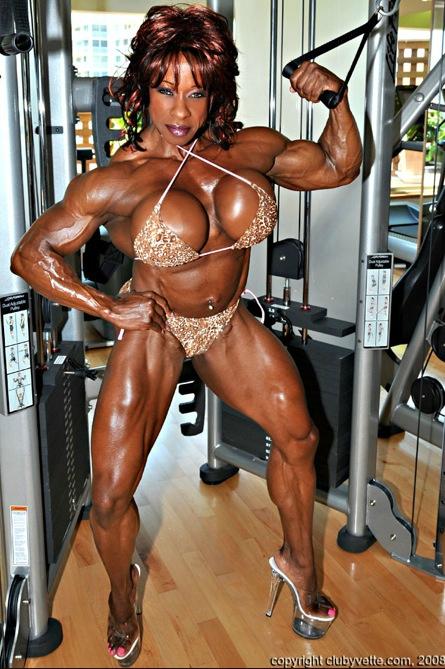 AbsoluGirl - Bodybuilder femmes muscles - Videos de