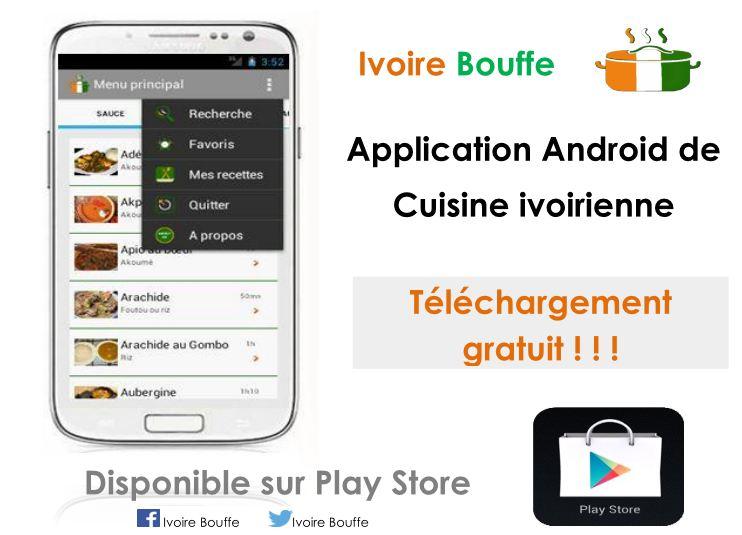 Inspiration c te d 39 ivoire lancement de la premi re for Abidjan net cuisine ivoirienne