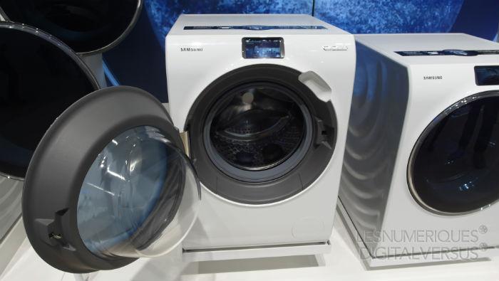 samsung lance un lave linge connect commercialisation en avril abidjan c te d. Black Bedroom Furniture Sets. Home Design Ideas